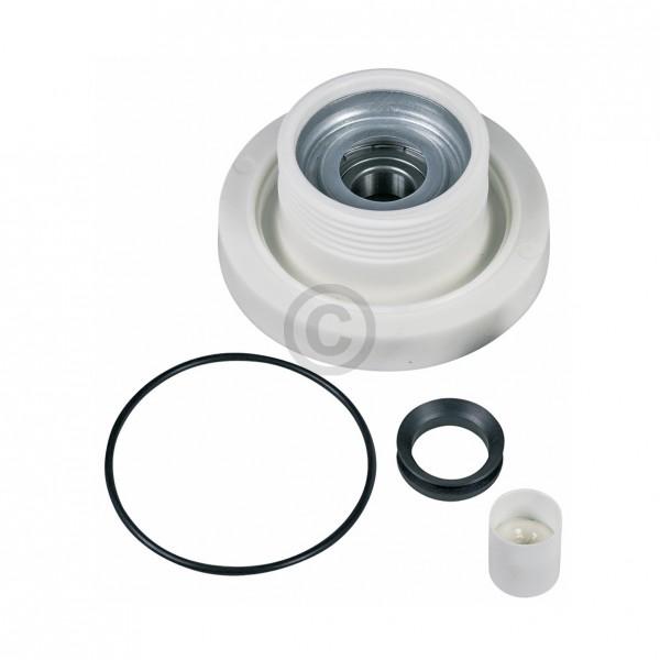 Europart Lagerung wie AEG 407143097/1 für Antriebsseite Waschmaschine Toplader