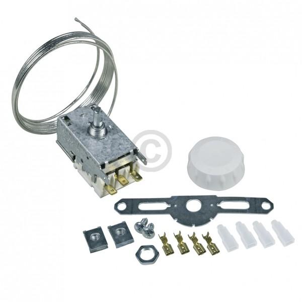 Europart Thermostat Ranco VI109 K59-H1303 Universal für Kühlmöbel mit automatischer Abtauung