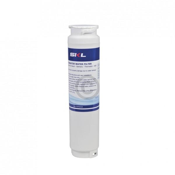 Europart Wasserfilter wie SIEMENS 00740572 UltraClarity ® intern für KühlGefrierKombination SideBySi