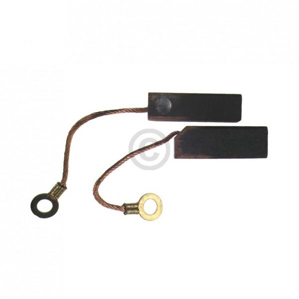 Europart Kohlen 6,4x8x22mm mit Kabel Öse