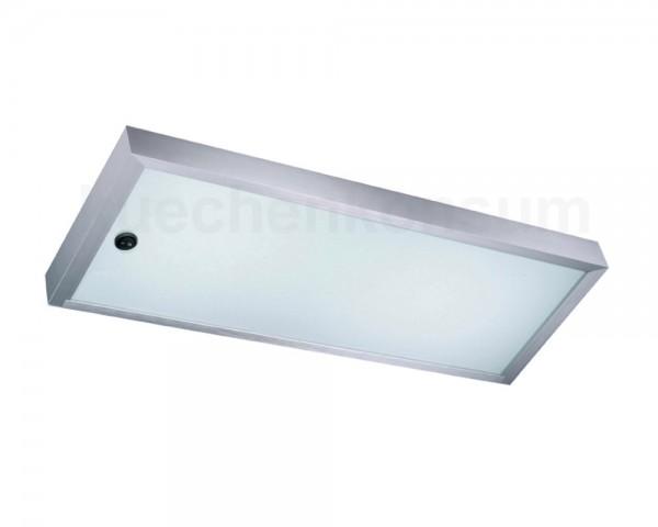 Thebo Glasbodenleuchte 19847/T5 Aluminium 45x20cm E 8000