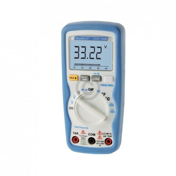 Europart Multimeter Digitalmultimeter PT3320
