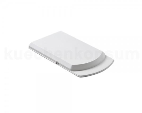 Hailo Deckel 1075099 weiß 376 x 199 x 34 mm