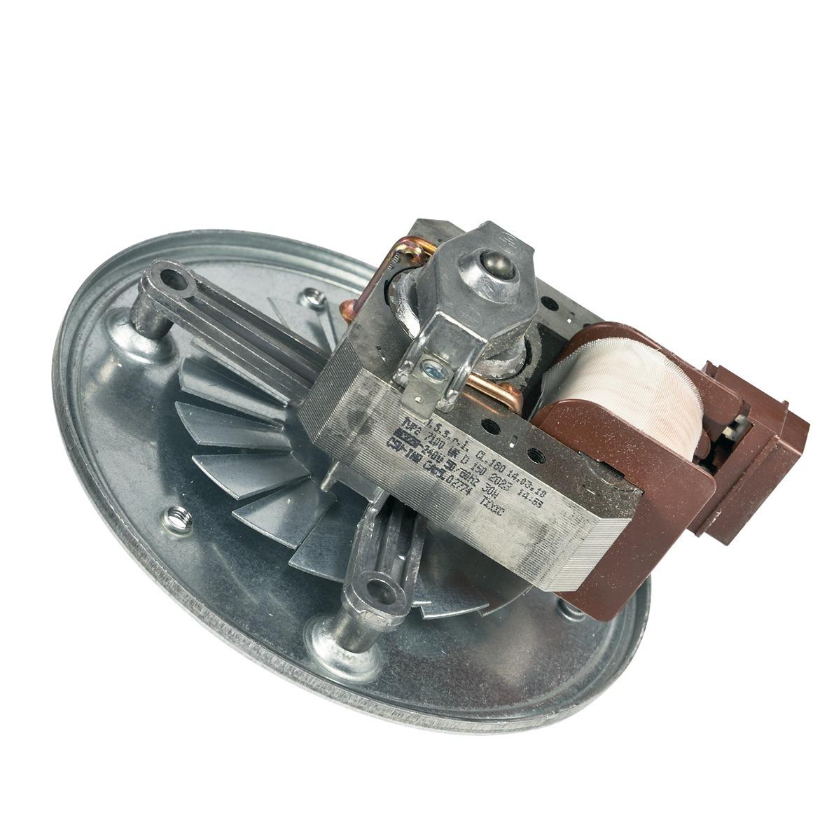 Heißluftventilator universal 30W 220//240V mit Flügel für Backofen Herd