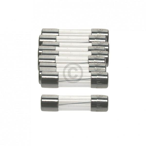 Europart DIN-Sicherung 0,16A träge 5x20mm Feinsicherung 10Stk