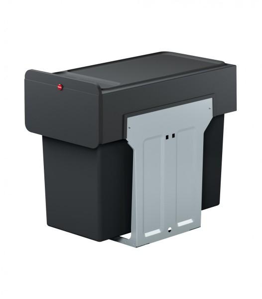 Hailo Abfallsammler 0310-100 EcoLine Design L 2x 15 Liter