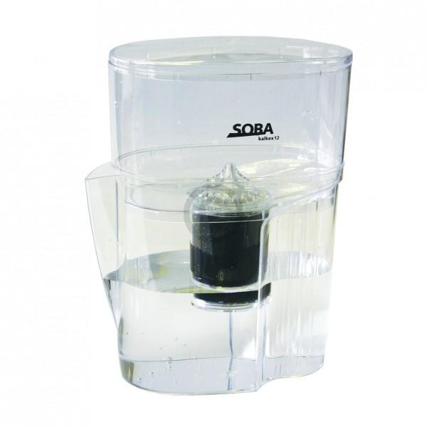 Europart Wasserfilterkanne SobaKalkex12 für Bügeleisen