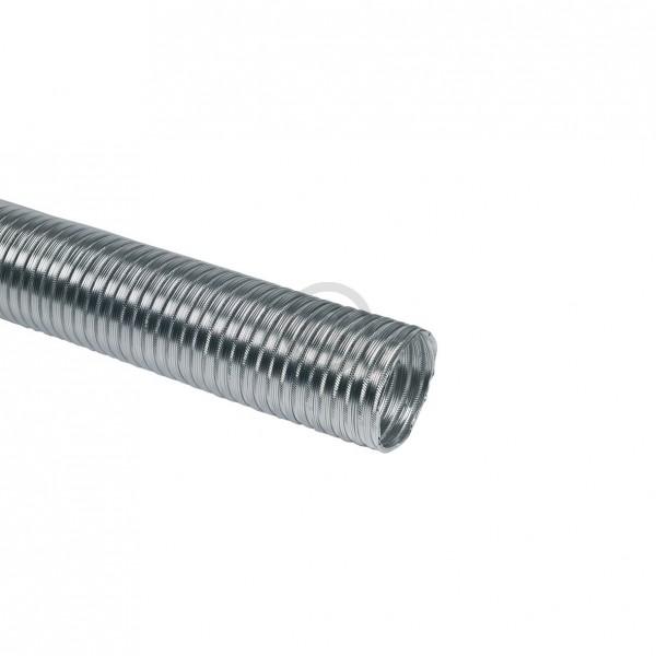 Europart Abluftschlauch 85erR 5m Aluminium u.a. für Luftführung Trockner