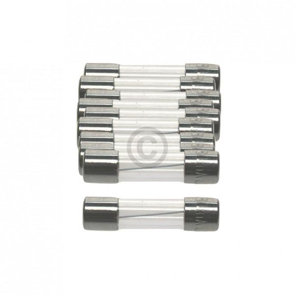 Europart DIN-Sicherung 16,0A träge 5x20mm Feinsicherung 10Stk