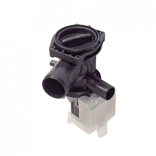 Europart Ablaufpumpe BOSCH 00144488 Askoll mit Pumpenkopf und Sieb für Waschmaschine Waschtrockner