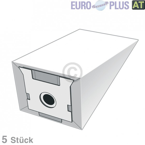 Europart Filterbeutel Europlus R5013 für Rowenta Ambia RO 5 Stk