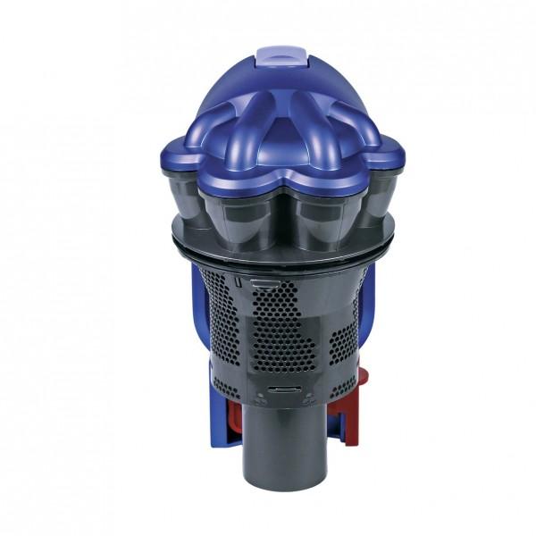 Dyson Staubbehälteroberteil dyson 917086-16 blau grau für Staubsauger