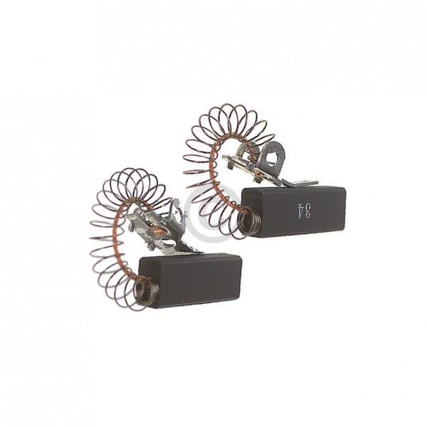 Europart Kohlen 10x6,4x28 mm 4,8 mmAMP wie Miele 3320630 für Waschmaschine