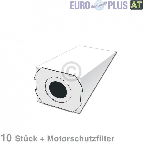Europart Filterbeutel Europlus OM1577 u.a. für Omega Contur 10 Stk