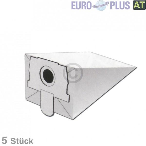 Europart Filterbeutel Europlus R5015 für Rowenta Artec 2 5 Stk