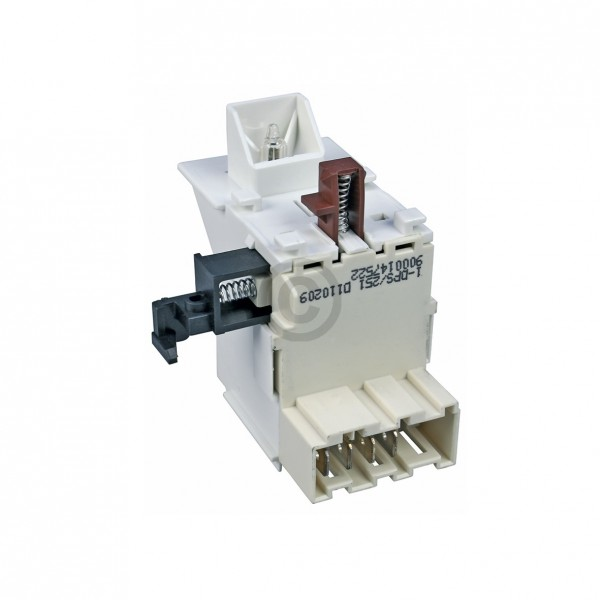 BSH-Gruppe Tastenschalter 1-fach Bosch 00165379 für Geschirrspüler