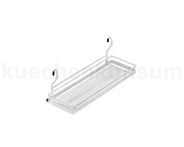 Linero Classic Mehrzweckablage matt-verchromt 455 x 185 x 150 mm