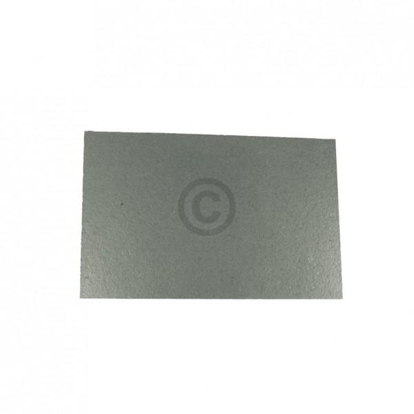 Europart Hohlleiterabdeckung universal 203x127 mm zuschneidbare Glimmerplatte für Mikrowelle