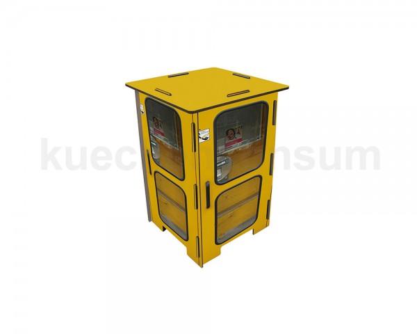 Werkhaus Photohocker SH8060 Telefonstation 295 x 295 x 420 mm