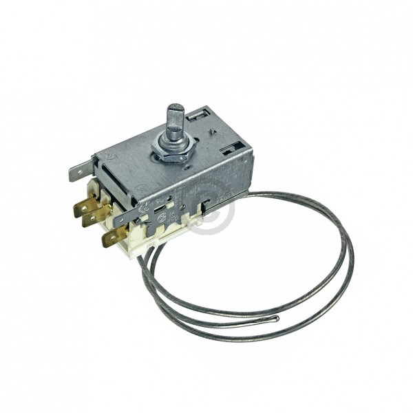 Electrolux Thermostat K59-L1268 Ranco 570mm Kapillarrohr 3x6,3mm AMP
