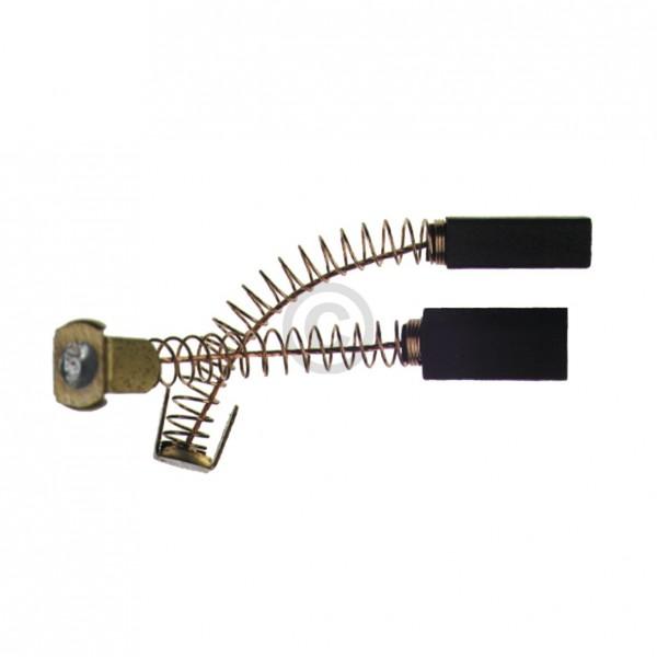 Europart Kohlen 5x6,4x18mm mit Kabel Feder Führungsteller