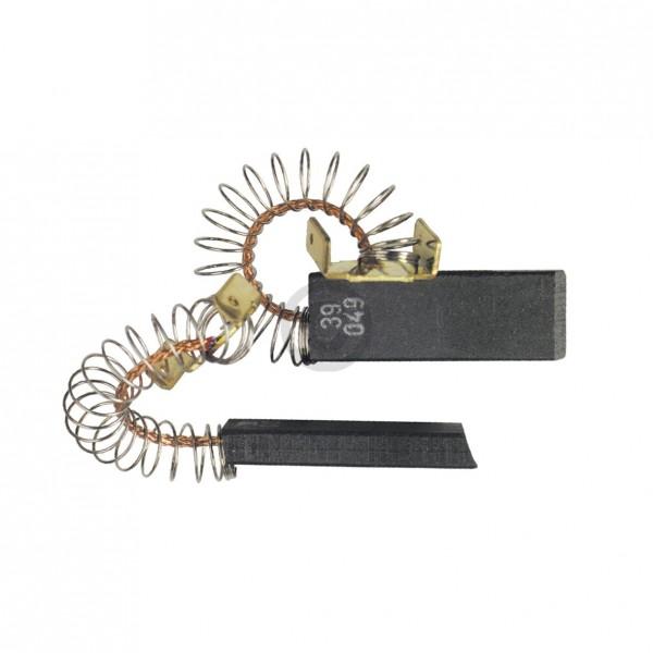 Europart Kohlen 12,5x5x35 mm 4,8 mmAMP wie Bosch 00165171 für Waschmaschine