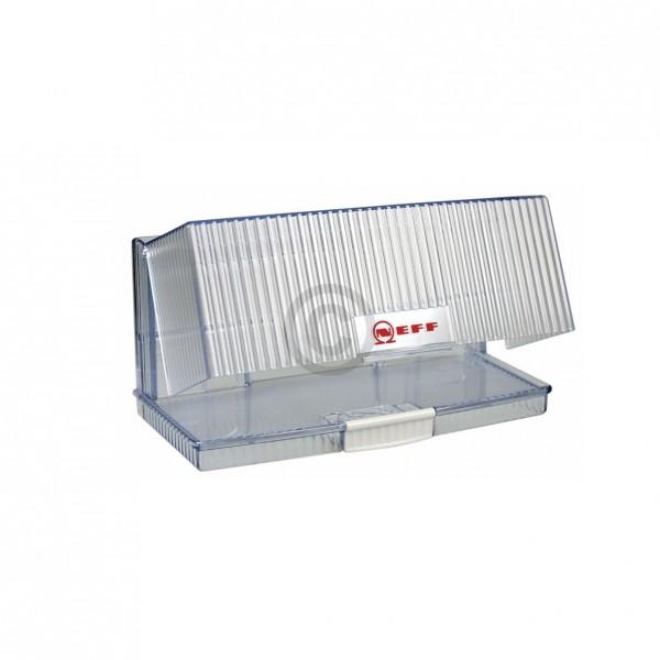 BSH-Gruppe Abstellfach 481816 NEFF Butterfach für Kühlschranktür 220 x 100 mm