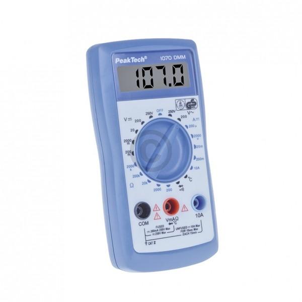 Europart Multimeter Digitalmultimeter PT1070