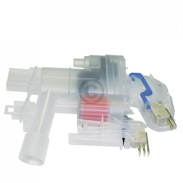 Europart Wasserstandsreglergehäuse Bosch 00497570 für Geschirrspüler