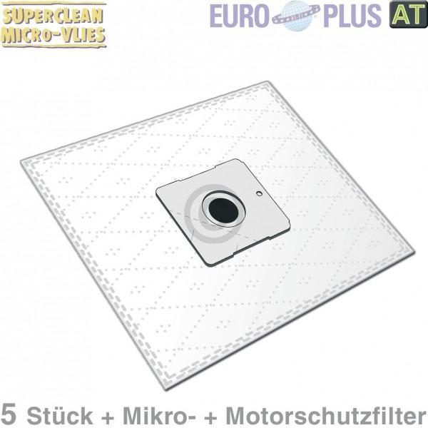 Europart Filterbeutel Europlus X93 Vlies u.a. für Samsung VC Serie