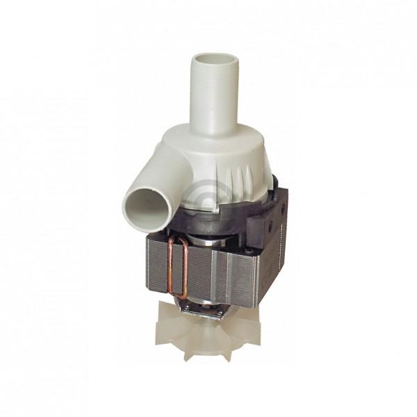 Ablaufpumpe wie Miele HANNING KD22B3679 mit Pumpenkopf für Waschmaschine Geschirrspüler