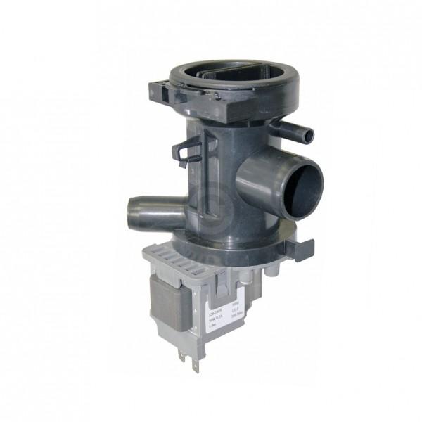 Europart Ablaufpumpe wie LG 5859EN1004B Mainox mit Pumpenkopf und Sieb für Waschmaschine
