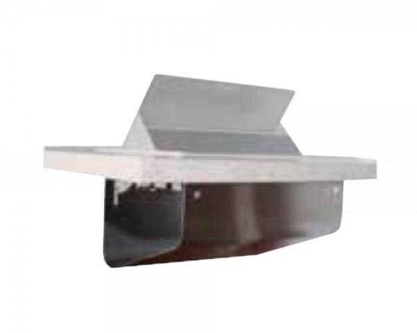 Schulte EVOline Fliptop 90.824 Kabelwanne Medium Edelstahl gebürstet