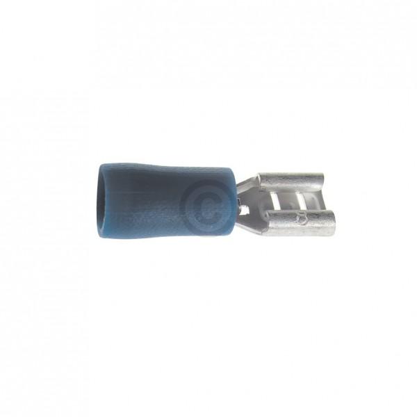Europart Flachsteckhülse blau 4,8mm