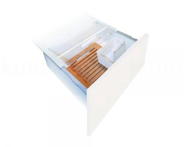 Hailo Pantry-Box 3960601 Lebensmittel Aufbewahrung für 60 cm Schubkastenauszug
