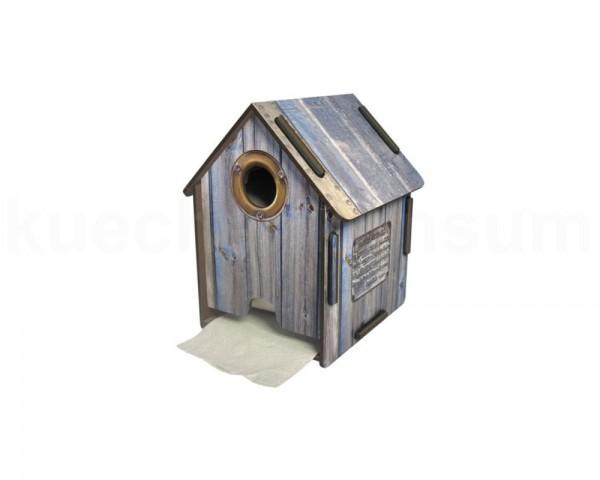 Werkhaus ToPa Haus PP5103 Bretterbude WC-Rollenhalter