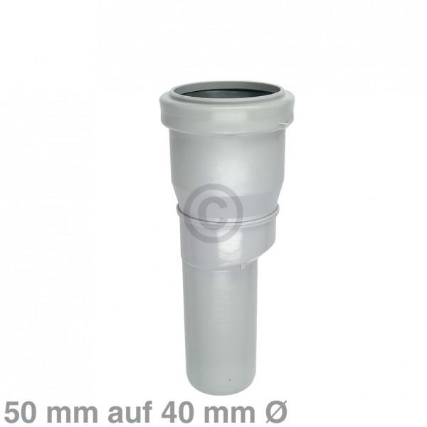 Europart AblaufAdapter 50/40mmØfür Ablauftechnik Sanitärbereich