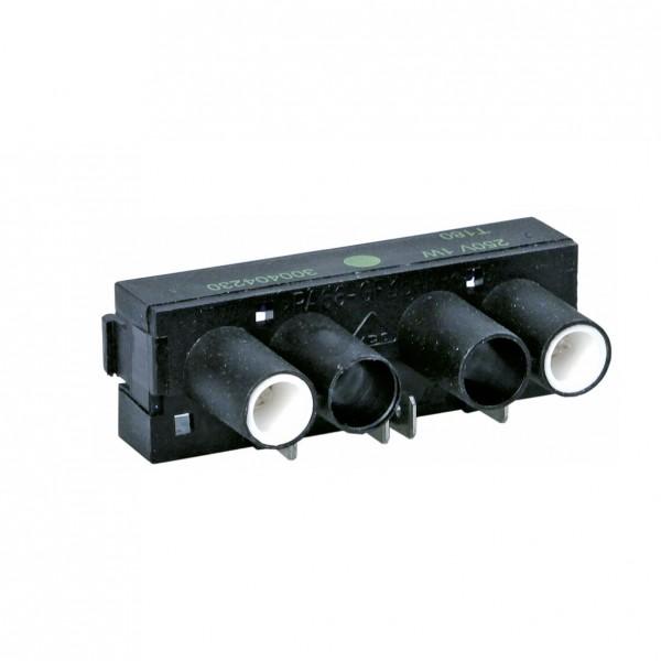 Electrolux Anzeige AEG 300404230/9 Restwärmeanzeige zweifach für Kochfeld