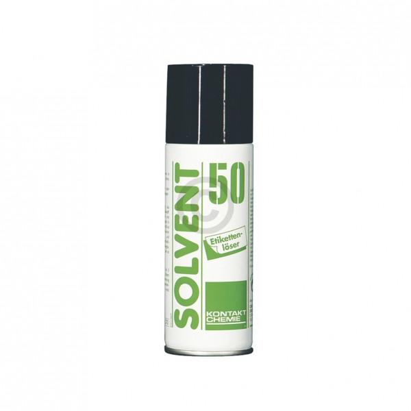 Europart Spray Etikettenlöser Solvent50 Kontakt-Chemie 200ml