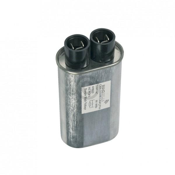Europart Kondensator 1,20µF 2100VAC Universal für Mikrowelle