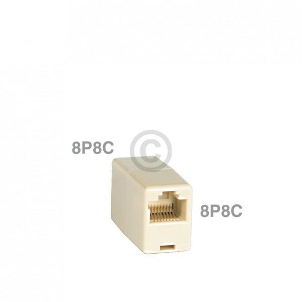 Europart Modular-Kupplung 8P8C