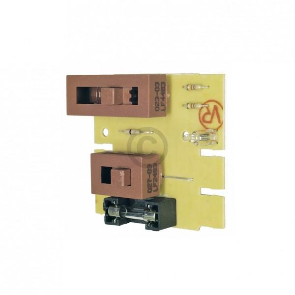 NEFF Schiebeschaltertafel 00155036 Elektronik für Dunstabzugshaube