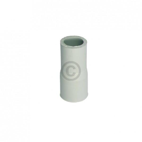 Europart Ablaufschlauch Adapter 21 mm auf 19 mm Universal für Waschmaschine Geschirrspüler