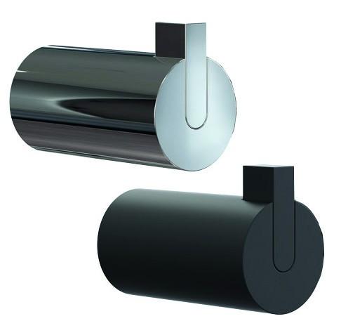 Wandhaken NOVA2 schwarz 16mm