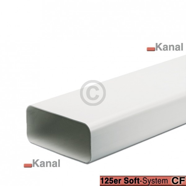 Europart Kanal 125erSCF Naber 1m, 169x77mm