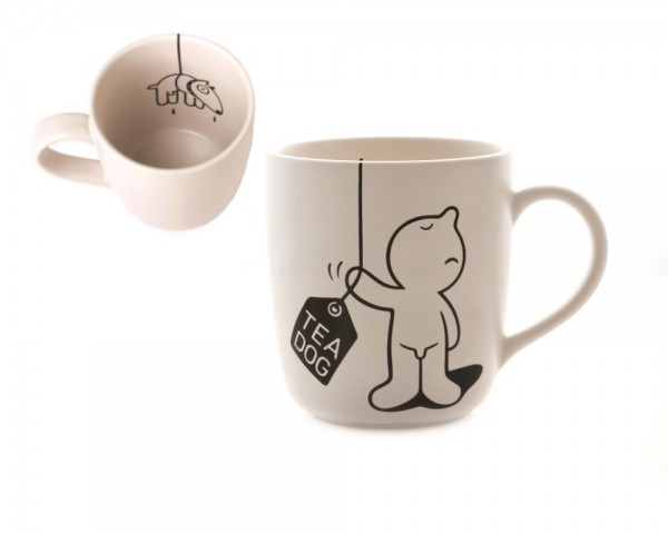 Kaffeebecher Mr. P & D-Dog Mug Tea Dog - Tasse