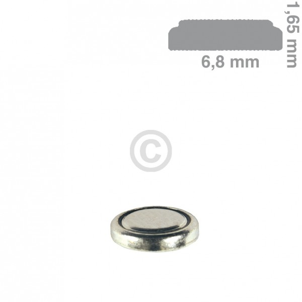 Europart Knopfzelle SR616EL Panasonic