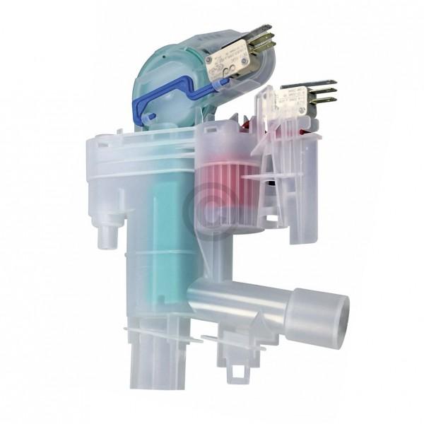 BSH-Gruppe Wasserstandsreglergehäuse Bosch 00267620 für Geschirrspüler