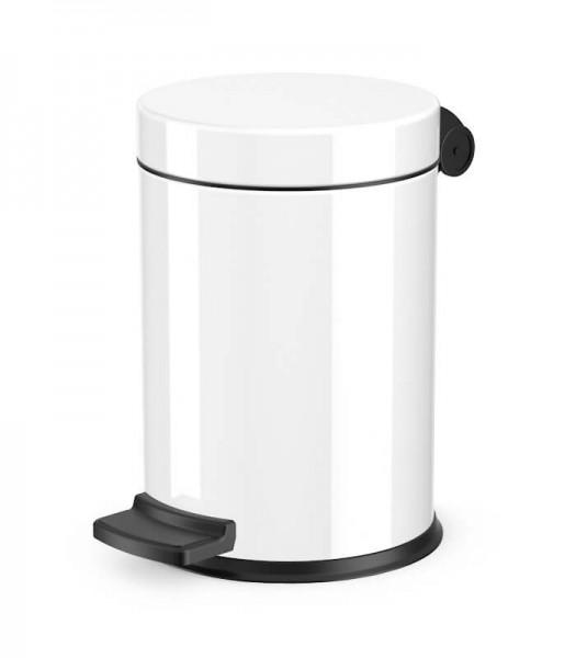 Hailo Standmülleimer Solid S 4 Liter Treteimer