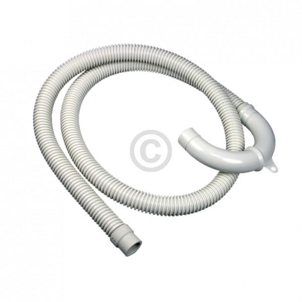 Miele Ablaufschlauch 5900840 30/22 mm 1,70m mit Kunststoffbogen für Waschmaschine